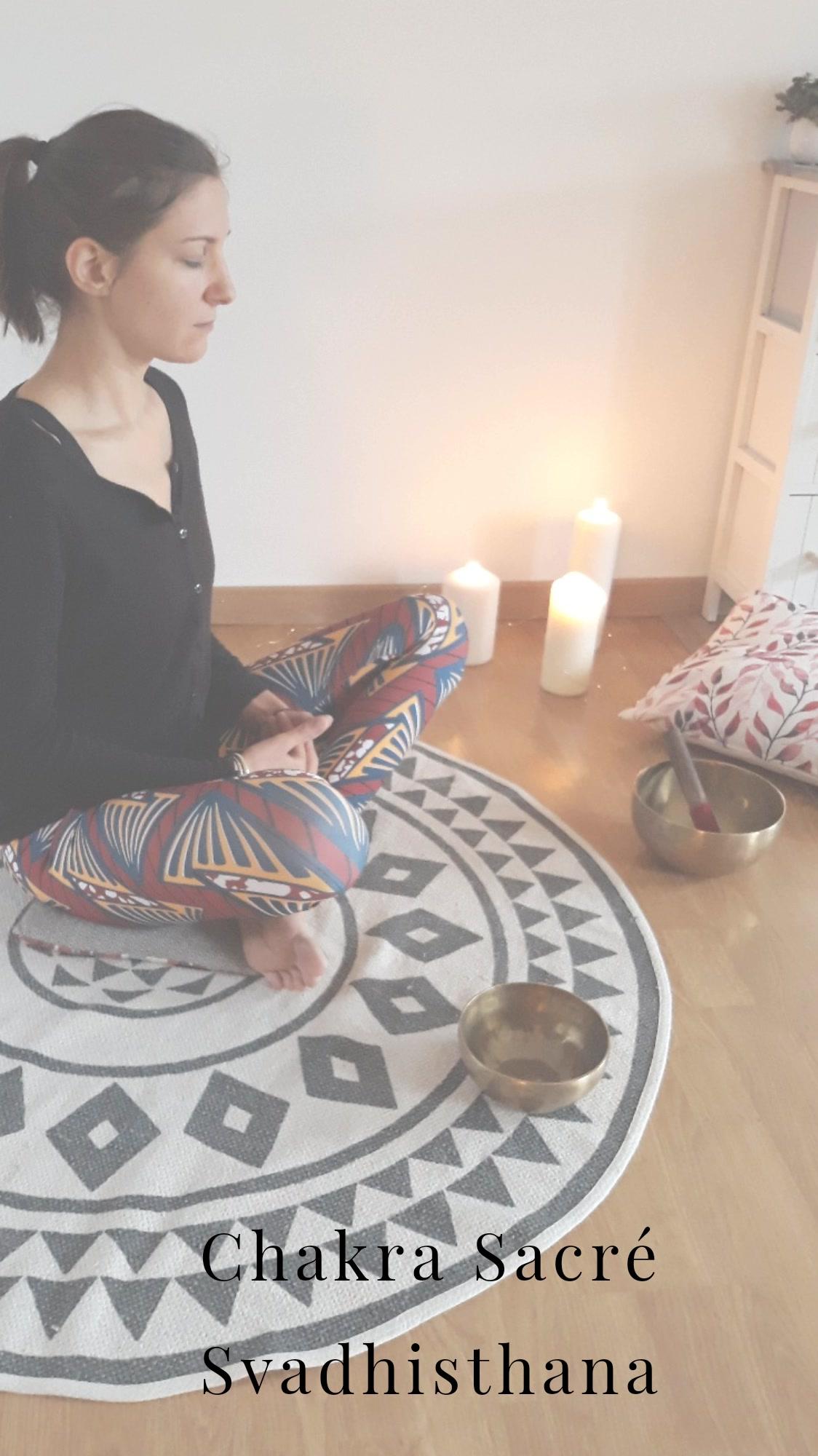 A la découverte des chakras… Le chakra sacré – Svadhisthana